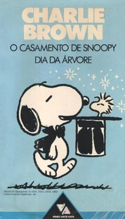 Charlie Brown - O Casamento de Snoopy - Poster / Capa / Cartaz - Oficial 1