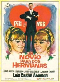 Um Namorado Para Duas Irmãs  - Poster / Capa / Cartaz - Oficial 1