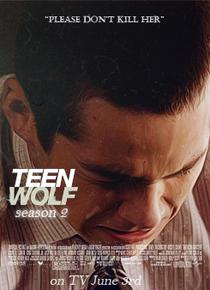 Teen Wolf (2ª Temporada) - Poster / Capa / Cartaz - Oficial 2