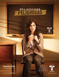 Relaciones Peligrosas - Poster / Capa / Cartaz - Oficial 1