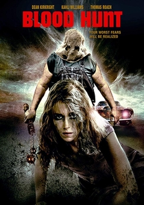 Blood Hunt - Poster / Capa / Cartaz - Oficial 2