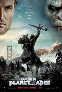 Planeta dos Macacos: O Confronto - Poster / Capa / Cartaz - Oficial 4