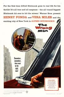 O Homem Errado - Poster / Capa / Cartaz - Oficial 2