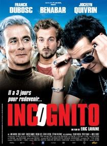 Incognito - Poster / Capa / Cartaz - Oficial 1