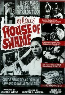 Olga's House of Shame - Poster / Capa / Cartaz - Oficial 1