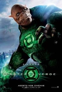 Lanterna Verde - Poster / Capa / Cartaz - Oficial 16
