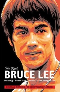 The Real Bruce Lee - Poster / Capa / Cartaz - Oficial 5