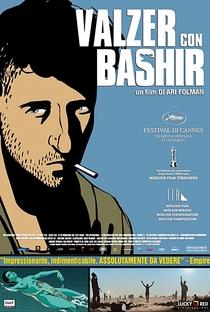 Valsa com Bashir - Poster / Capa / Cartaz - Oficial 3