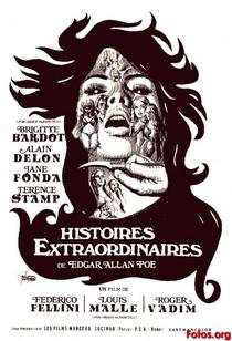 Histórias Extraordinárias - Poster / Capa / Cartaz - Oficial 2