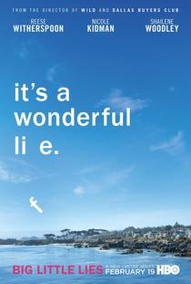 Big Little Lies (1ª Temporada) - Poster / Capa / Cartaz - Oficial 3