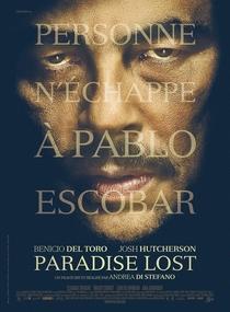 Escobar: Paraíso Perdido - Poster / Capa / Cartaz - Oficial 2