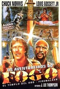 Os Aventureiros do Fogo - Poster / Capa / Cartaz - Oficial 4