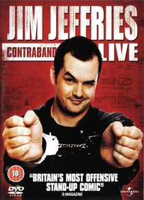 Jim Jefferies: Contraband - Poster / Capa / Cartaz - Oficial 1