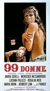 99 Mulheres - Poster / Capa / Cartaz - Oficial 4