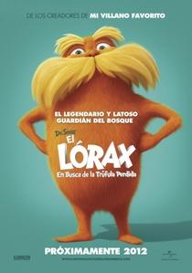 O Lorax - Em Busca da Trúfula Perdida - Poster / Capa / Cartaz - Oficial 5