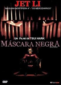 Máscara Negra - Poster / Capa / Cartaz - Oficial 5