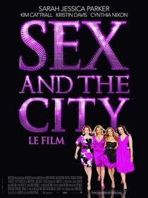 Sex and the City - O Filme - Poster / Capa / Cartaz - Oficial 5
