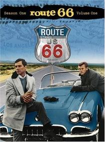 Rota 66 (1ª temporada) - Poster / Capa / Cartaz - Oficial 1