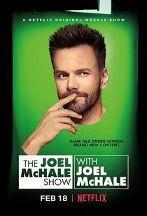 O Joel McHale Show com Joel McHale - Poster / Capa / Cartaz - Oficial 1