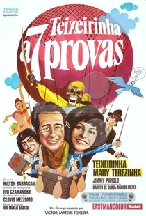 A Sete Provas - Poster / Capa / Cartaz - Oficial 1