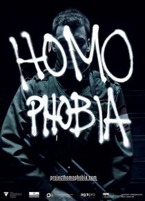 Homophobia - Poster / Capa / Cartaz - Oficial 1