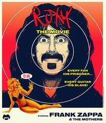 Roxy, The Movie - Poster / Capa / Cartaz - Oficial 1