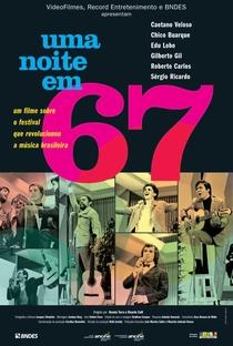 Uma Noite em 67 - Poster / Capa / Cartaz - Oficial 1