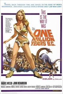 Um Milhão de Anos Antes de Cristo - Poster / Capa / Cartaz - Oficial 1
