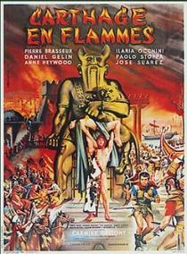 Cartago em Chamas - Poster / Capa / Cartaz - Oficial 2