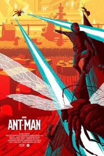 Homem-Formiga - Poster / Capa / Cartaz - Oficial 25