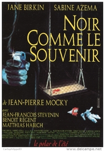 Noir comme le souvenir - Poster / Capa / Cartaz - Oficial 1