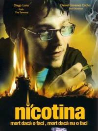 Nicotina - Poster / Capa / Cartaz - Oficial 1