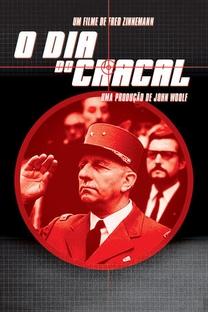 O Dia do Chacal - Poster / Capa / Cartaz - Oficial 7