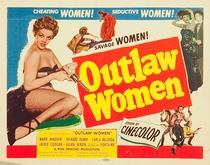 Outlaw Women - Poster / Capa / Cartaz - Oficial 4