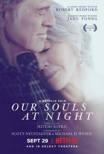 Nossas Noites - Poster / Capa / Cartaz - Oficial 1