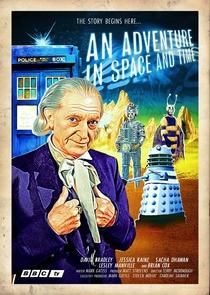 Uma Aventura no Espaço e Tempo - Poster / Capa / Cartaz - Oficial 2