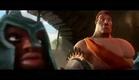 Um Gladiador em Apuros  Trailer  HD 2013
