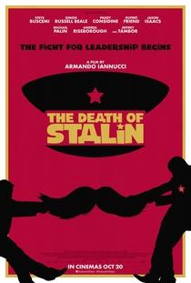 A Morte de Stalin - Poster / Capa / Cartaz - Oficial 2