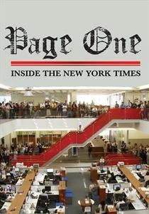 Primeira Página: Por Dentro do New York Times - Poster / Capa / Cartaz - Oficial 6