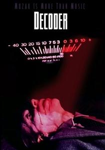 Decoder - Poster / Capa / Cartaz - Oficial 1