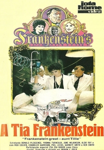 A Tia Frankestein - Poster / Capa / Cartaz - Oficial 1