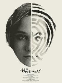 Westworld (1ª Temporada) - Poster / Capa / Cartaz - Oficial 11