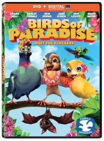 Birds of Paradise - Poster / Capa / Cartaz - Oficial 1