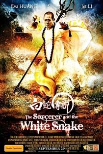 O Feiticeiro e a Serpente Branca - Poster / Capa / Cartaz - Oficial 7