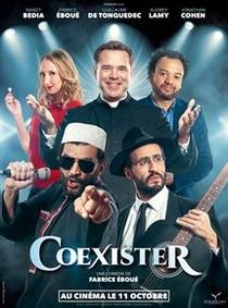 Coexister - Poster / Capa / Cartaz - Oficial 1
