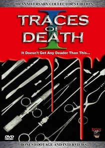 Traços da Morte - Poster / Capa / Cartaz - Oficial 2