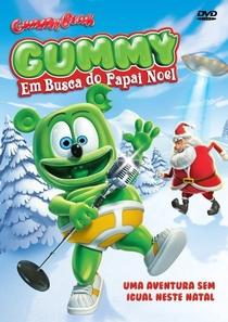 Gummy Bear - Gummy Em Busca do Papai Noel - Poster / Capa / Cartaz - Oficial 1