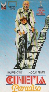 Cinema Paradiso - Poster / Capa / Cartaz - Oficial 7