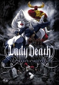 Lady Death: The Motion Picture - Poster / Capa / Cartaz - Oficial 1