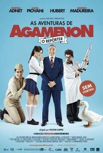As Aventuras de Agamenon - O Repórter - Poster / Capa / Cartaz - Oficial 2